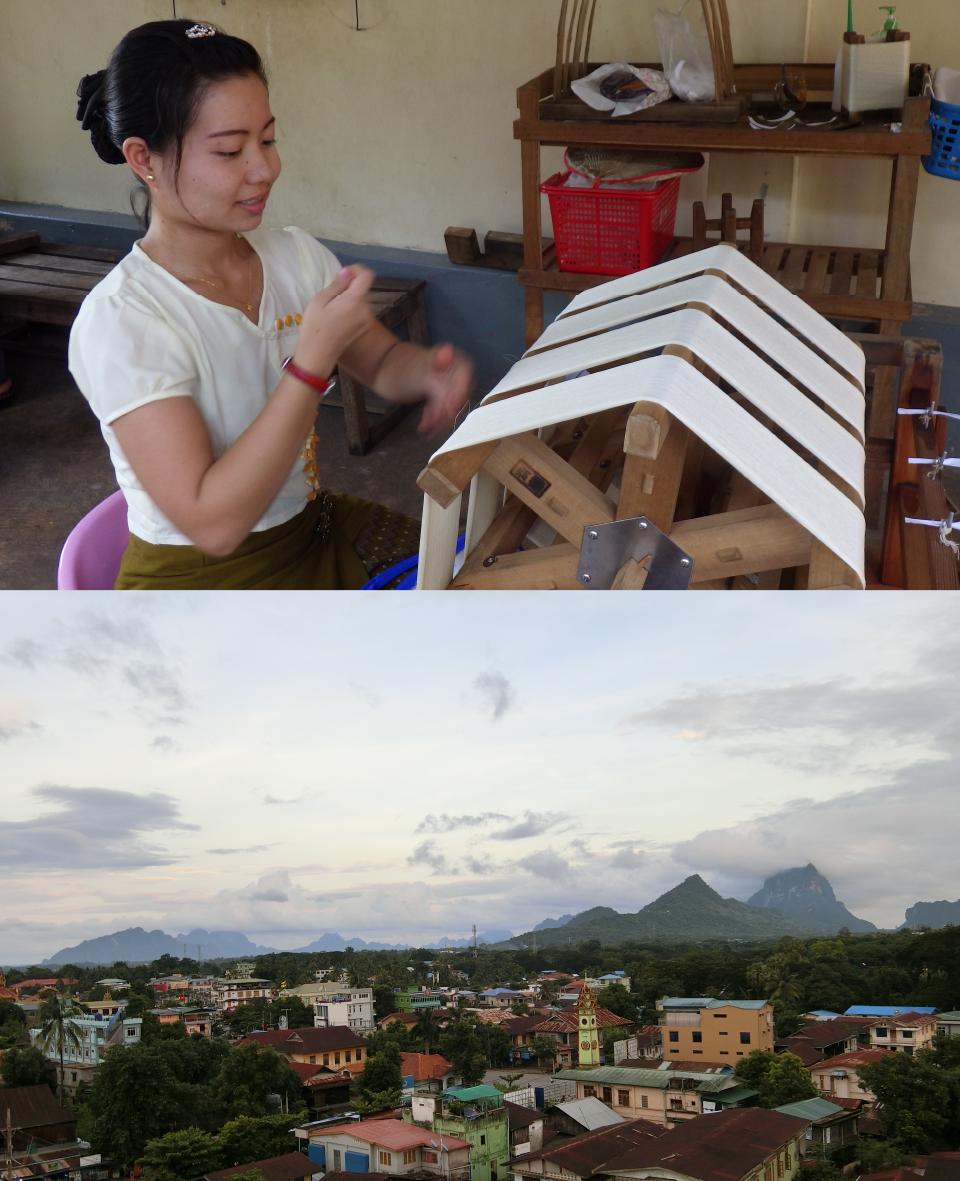 ミャンマー事業のメイン写真